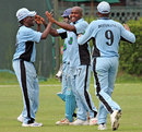 James Moses picked up 2 for 32, Botswana v Guernsey, ICC World Cricket League Division 6, Singapore, September 4, 2009