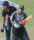 Nishit Shetty made a composed half-century, Air India Blue v Tata Sports Club, BCCI Corporate Trophy, Mohali, September 6, 2009