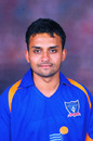 Nikhil Kashyap, player portrait