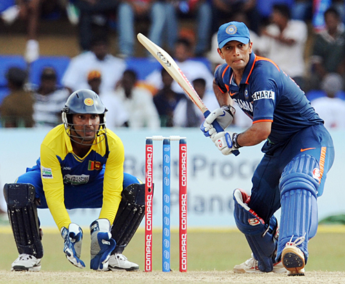 108217 - Dravid makes surprise ODI comeback