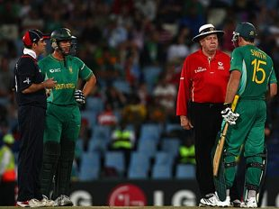 The Andrew Strauss - Graeme Smith confrontation in the 2009 Champions League is one of the many recent controversies over the usage of runners
