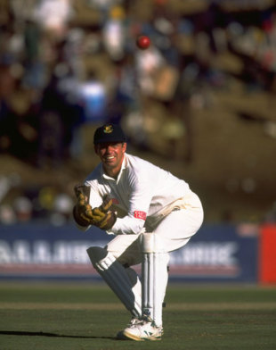 Dave Richardson: kept wickets for South Africa and then batted for the ICC