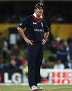 Andrew Strauss is frustrated, Australia v England, 1st semi-final, ICC Champions Trophy, Centurion, October 2, 2009