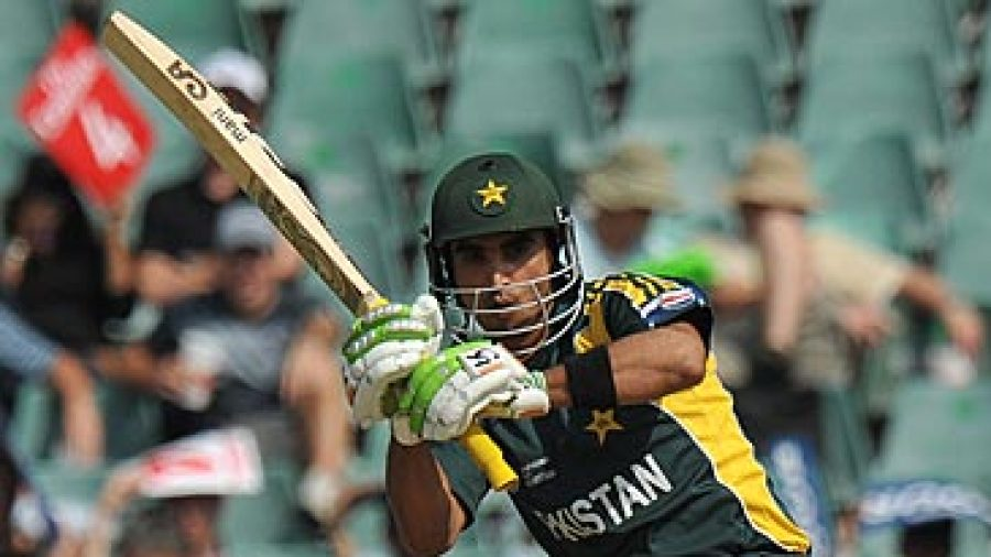Oct 3 2009 New Zealand V Pakistan Champions Trophy Semi Final Joburg C AFP