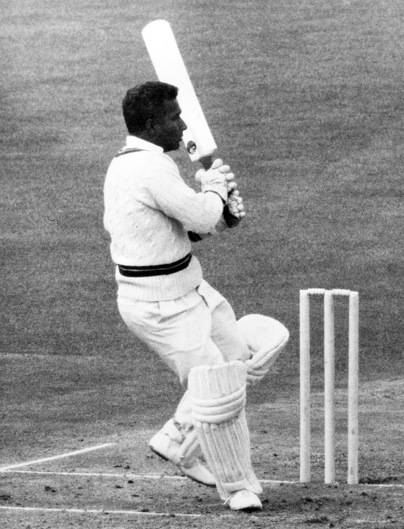 Control K: Kanhai ruled the field with his bat