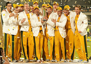 Australia Took Their Second Consecutive ICC Champions Trophy Title With A Six Wicket Win Against New Zealand In Centurion C PA Photos