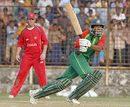 Faisal Hossain scored an unbeaten 81, BCB XI v Zimbabweans, Tour match, Fatullah, October 23, 2009