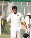 Sahil Kukreja departs 10 short of his hundred, Punjab v Mumbai, 2nd day, Ranji Trophy Super League, Group A, Chandigarh, November 4, 2009