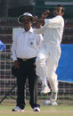 Love Ablish runs in hard, Punjab v Mumbai, 2nd day, Ranji Trophy Super League, Group A, Chandigarh, November 4, 2009