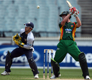 Rhett Lockyear's 111 helped Tasmania to 300