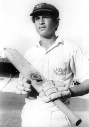 Sachin Tendulkar circa 1988