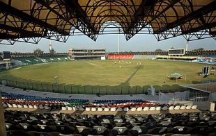 Bangladesh's matches will be played at the Gaddafi Stadium in Lahore