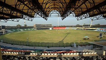 The Gaddafi Stadium in Lahore completed its 50th year as an international venue