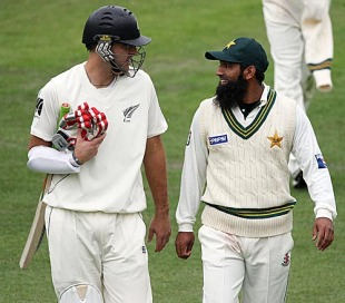 Mohammad Yousuf calls for better fielding after Dunedin