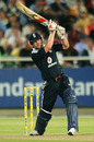 Paul Collingwood top-scored for England with 86, England v South Africa, 3rd ODI, Cape Town, November 27, 2009