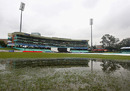 Durban's Kingsmead ground is under water ahead of the fifth and final ODI against England