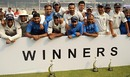 India claimed the No. 1 Test ranking, India v Sri Lanka, 3rd Test, Mumbai, 5th day, December 6, 2009