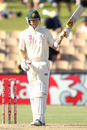 Michael Clarke's half-century helped earn a draw, Australia v West Indies, 2nd Test, Adelaide