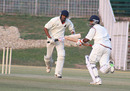 Halhadar Das and Basanth Mohanty added 74 for the ninth wicket, Punjab v Orissa, Ranji Trophy Super League, Group A, Chandigarh, December 11, 2009