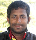 Halhadar Das, player portrait, December 2009