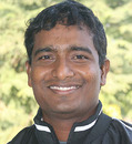 Niranjan Behera, player portrait, December 2009