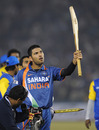 Yuvraj Singh treated his home crowd to a gem, India v Sri Lanka, 2nd Twenty20, Mohali, December 12, 2009