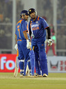 MS Dhoni and Yuvraj Singh added 80 in no time, India v Sri Lanka, 2nd Twenty20, Mohali, December 12, 2009