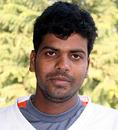 Rakesh Mohanty, player portrait, December 2009