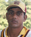 Rashmi Das, player portrait, December 2009