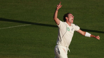 Iain O'Brien's late wicket offered New Zealand an opportunity to push for victory