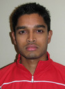 Trevin Bastiampillai, player portrait
