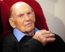 Eric Tindill, the oldest Test cricketer, turns 99, Wellington, December 18, 2009