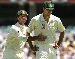 For the Ashes, Australia may decide to drop Marcus North and pick Steven Smith to give their attack some variety, and use Johnson in short sharp bursts
