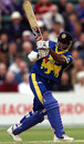 Sanath Jayasuriya hits another six, Kenya v Sri Lanka, 27th match, ICC World Cup 1999, Group A, May 30, 1999