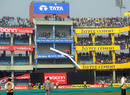 Another embarrassing moment for the Feroz Shah Kotla after the match was abandoned, India v Sri Lanka, 5th ODI, December 27, 2009