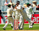 Mohammad Aamer lifted Pakistan with his maiden five-wicket bag