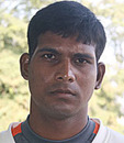 Deepak Behera, player portrait, December 2009