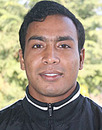 Alok Chandra Sahoo, player portrait, December 2009