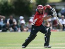 Michael Papps in action, Auckland v Canterbury, HRV Twenty20 Cup, Auckland, January 4, 2009