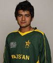 Shahzaib Ahmed, player portrait