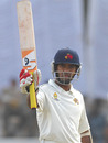 Vinayak Samant made a valuable 67 for Mumbai