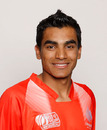 Rustam Bhatti at the Under-19 World Cup, 13 January, 2010