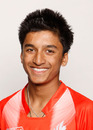 Nitesh Kumar at the Under-19 World Cup