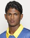Lahiru Jayaratne, player portrait