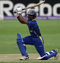 Udara Jayasundera plays a stylish off drive, Sri Lanka Under-19s v Zimbabwe Under-19s, 12th Match, Group C, ICC Under-19 World Cup, Lincoln, January 17, 2010