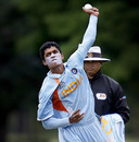 Gaurav Jathar took 3 for 27, India Under-19s v Hong Kong Under-19s, 11th Match, Group A, ICC Under-19 World Cup, Christchurch, January 17, 2010