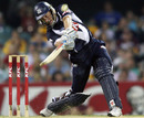 David Hussey's powerful 60 was too much for Queensland, Queensland v Victoria, Big Bash preliminary final, Brisbane, January 19, 2010