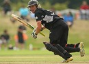 Harry Boam top scored with 85 to take New Zealand to a seven-wicket win, New Zealand Under-19s v Sri Lanka Under-19s, 23rd Match, Group C, ICC Under-19 World Cup, Christchurch, January 20, 2010