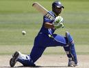 Chathura Peiris added a valuable 39 before picking up two wickets, Australia U-19 v Sri Lanka U-19, World Cup semi-final, Lincoln, January 27, 2010