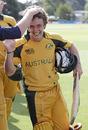 Luke Doran is the toast of the town after guiding Australia through, Australia U-19 v Sri Lanka U-19, World Cup semi-final, Lincoln, January 27, 2010